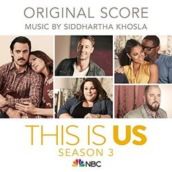 This Is Us: Season 3 Soundtrack (Siddhartha Khosla) - CD-Cover