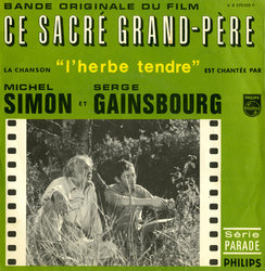 Ce sacré grand-père - Serge Gainsbourg, Michel Colombier - 24/01/2020