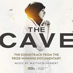 The Cave Soundtrack (Matthew Herbert) - CD cover