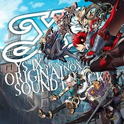 Ys IX -Monstrum Nox - Falcom Sound Team jdk - 24/01/2020