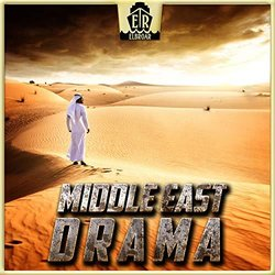 Middle East Drama Soundtrack (Cankat Guenel	, 	Canberk Ulas) - CD cover