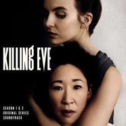 Killing Eve: Seasons One & Two Soundtrack (David Holmes) - CD cover
