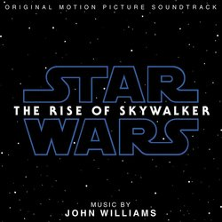 Star Wars: The Rise Of Skywalker Soundtrack (John Williams) - CD cover
