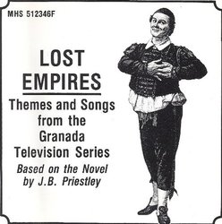 Lost Empires Soundtrack (Derek Hilton) - CD cover
