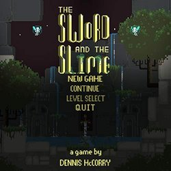 The Sword and the Slime Soundtrack (Baschfire ) - CD cover