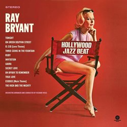 Ray Bryant – Hollywood Jazz Beat Bande Originale (Various Artists, Ray Bryant) - Pochettes de CD