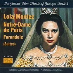 The Classic Film Music of Georges Auric 3 Bande Originale (Georges Auric) - Pochettes de CD