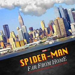Spider-Man: Far From Home Suite Soundtrack (Cinematic Legacy) - Carátula