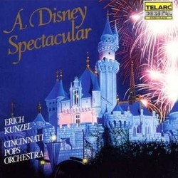 A Disney Spectacular 声带 (Various Artists) - CD封面
