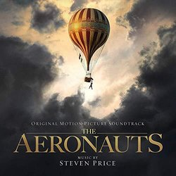 The Aeronauts Bande Originale (Steven Price) - Pochettes de CD