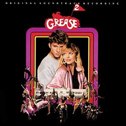 Grease 2 Soundtrack (Louis St. Louis) - CD cover
