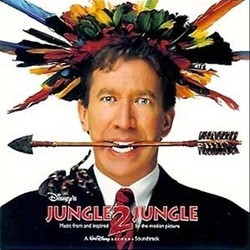 Jungle 2 Jungle Soundtrack (Various Artists, Michael Convertino) - CD-Cover