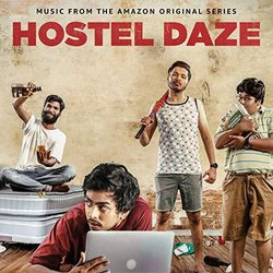 Hostel Daze Colonna sonora (Vaibhav Bundhoo) - Copertina del CD