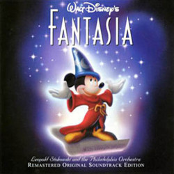 Fantasia Soundtrack (Various Artists) - CD cover
