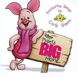 Piglet's Big Movie Soundtrack (Carl Johnson, Carly Simon) - CD-Cover