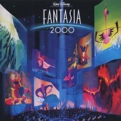 Fantasia 2000 聲帶 (Various Artists) - CD封面