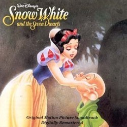 Snow White and the Seven Dwarfs Trilha sonora (Frank Churchill, Leigh Harline, Paul J. Smith) - capa de CD