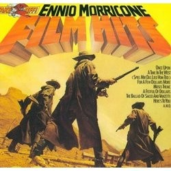 Ennio Morricone: Film Hits Soundtrack (Ennio Morricone) - CD-Cover