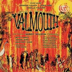 Valmouth Soundtrack (Sandy Wilson, Sandy Wilson) - CD cover