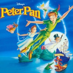 Peter Pan Bande Originale (Oliver Wallace) - Pochettes de CD