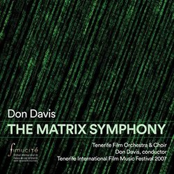 The Matrix Symphony Soundtrack (Don Davis) - Carátula