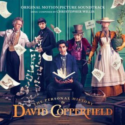 The Personal History of David Copperfield Bande Originale (Christopher Willis) - Pochettes de CD