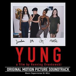 Yung Soundtrack (DJ Hell) - CD cover