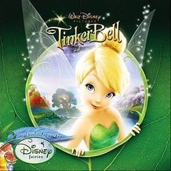 Tinker Bell Soundtrack (Joel McNeely) - CD-Cover