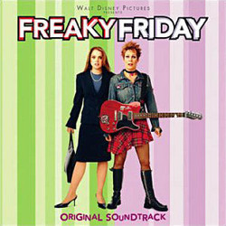 Freaky Friday 聲帶 (Rolfe Kent) - CD封面