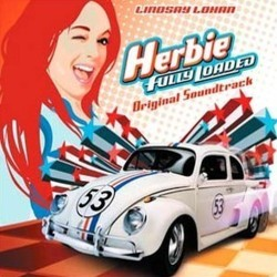 Herbie: Fully Loaded Soundtrack (Various Artists) - CD cover
