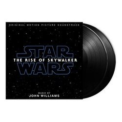 Star Wars: The Rise Of Skywalker Soundtrack (John Williams) - cd-carátula