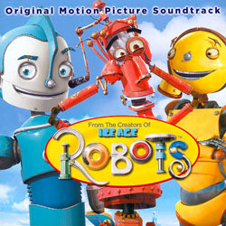 Robots Soundtrack (Various Artists) - CD cover