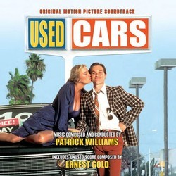 Used Cars 聲帶 (Ernest Gold, Patrick Williams) - CD封面