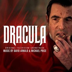 Dracula Soundtrack (David Arnold & Michael Price) - CD cover