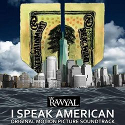 I Speak American Soundtrack (Rawyal ) - CD cover