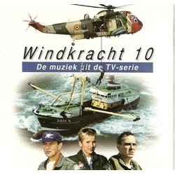 Windkracht 10 Soundtrack (Various Artists, Fonny De Wulf) - Carátula