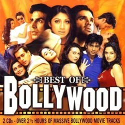 Best of Bollywood 聲帶 (Various Artists) - CD封面