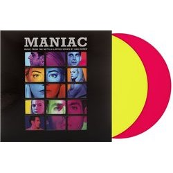 Maniac Bande Originale (Dan Romer) - cd-inlay