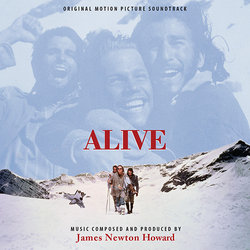 Alive Soundtrack (James Newton Howard) - Carátula