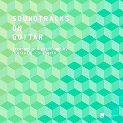 Soundtracks on Guitar, Vol. 1 Soundtrack (Pierluigi Colangelo) - CD cover