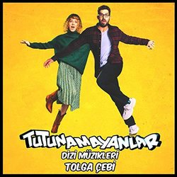 Tutunamayanlar, Vol. 1 Soundtrack (Tolga Çebi) - CD cover