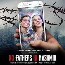 No Fathers in Kashmir Bande Originale (Kraked Unit) - Pochettes de CD