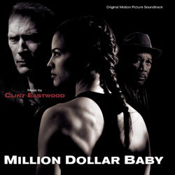 Million Dollar Baby Soundtrack (Clint Eastwood) - CD cover