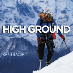 High Ground Soundtrack (Chris Bacon) - CD cover