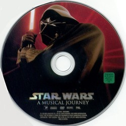 Star Wars Episode III: Revenge of the Sith Soundtrack (John Williams) - CD cover