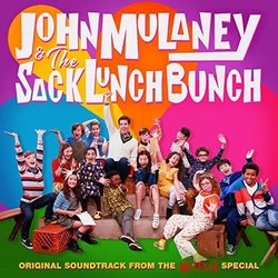 John Mulaney & The Sack Lunch Bunch Colonna sonora (Various Artists, The Sack Lunch Bunch) - Copertina del CD