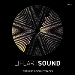 LifeArt Sound, Vol. 1 Soundtrack (Various Artists) - CD cover