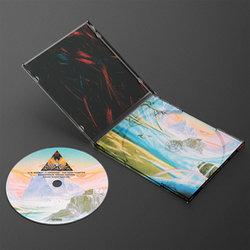 Ys II: Ancient Ys Vanished: The Final Chapter Μουσική υπόκρουση (Falcom Sound Team jdk) - cd-inlay