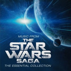 Music From The Star Wars Saga - The Essential Collection Colonna sonora (John Williams, Robert Ziegler) - Copertina del CD