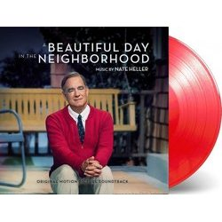 A Beautiful Day in the Neighborhood Soundtrack (Various Artists) - cd-inlay